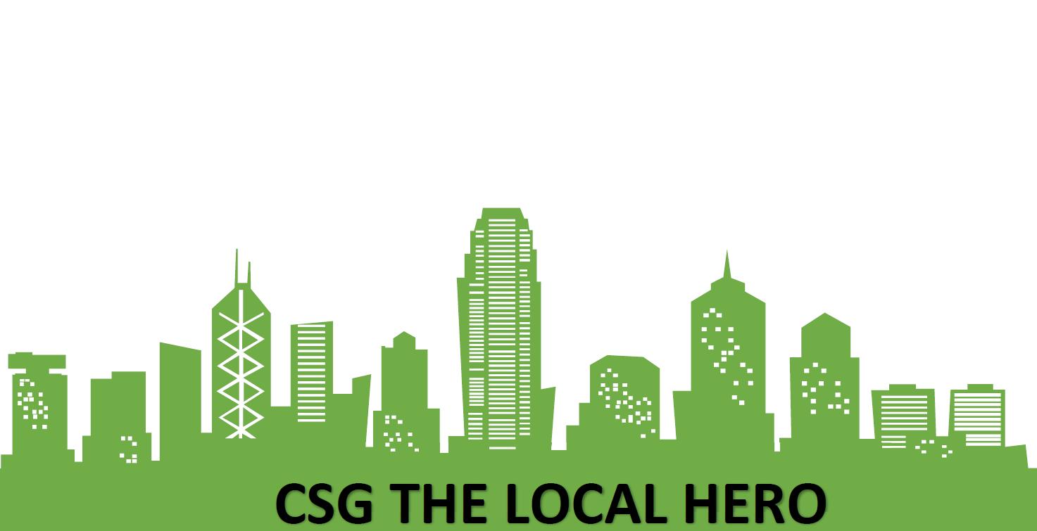 CSG THE LOCAL HERO