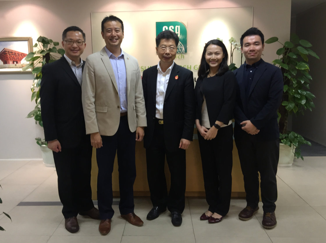Emergenetics Greater China has forged a strategic partnership with CSG Consultancy