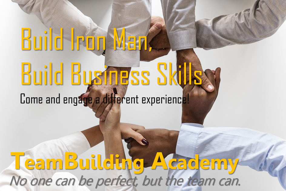 CSG Consultancy: Teambuilding Academy Experience Session